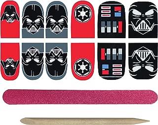 star wars nail art stickers