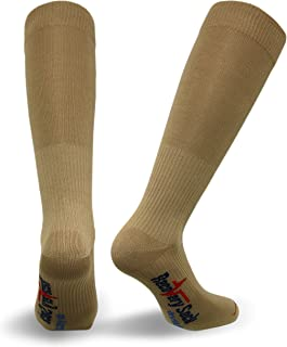 Vitalsox Italy Recovery, On Your Feet All Day True Graduated Compression Socks, Silver Drystat