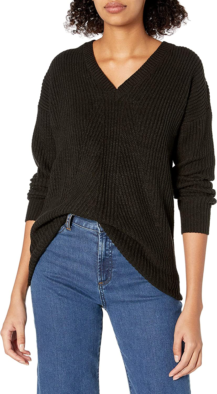 Jessica Simpson 店舗 Women's 正規店 Seana Sweater Tunic Neck V