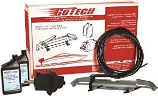 Uflex GOTECH 1.0 GoTech 1.0 Hydraulic Outboard Steering Kit