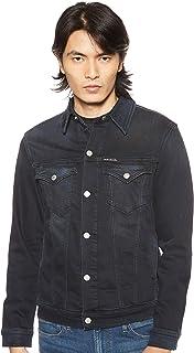 Calvin Klein Men's Foundation Slim Denim Jacket Jacket