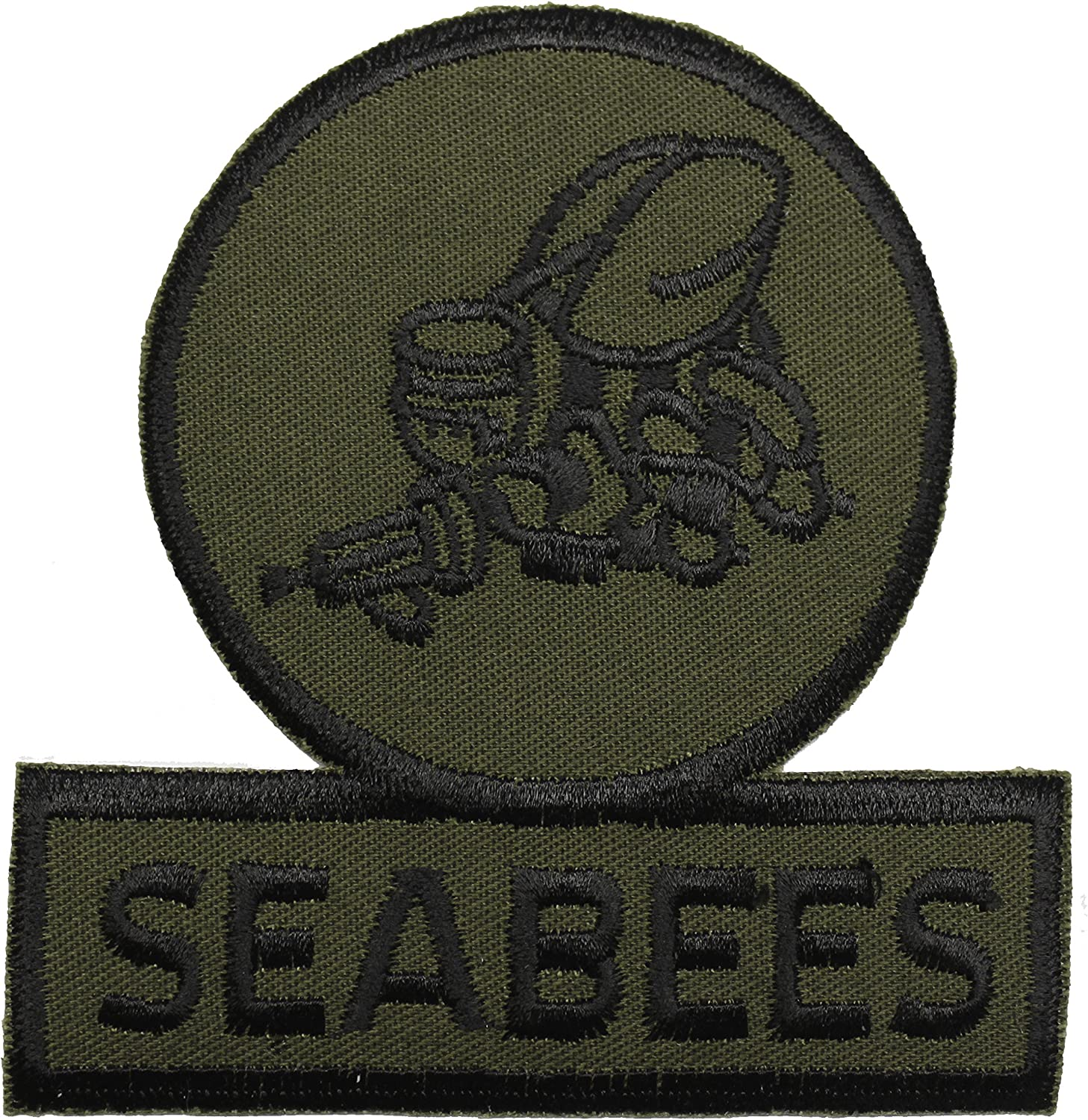 Seabees 5 popular Gorgeous Patch Subdued
