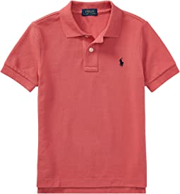 Polo Ralph Lauren Kids Cotton Mesh Polo Shirt (Toddler)