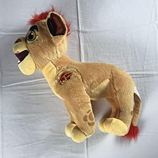 Unbranded Disney Lion King Simba Plush Red Mane Tail Talking Sounds 13