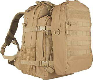 Fox Outdoor Products Dual Tactical Pack System, Coyote