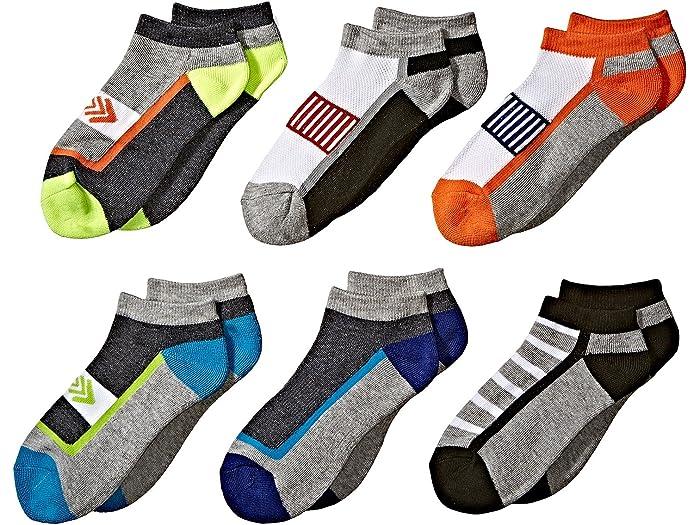 Jefferies Socks Little Boys Sporty Low Cut Pack of 6