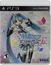 Best hatsune miku project diva f 2nd ps4 Reviews