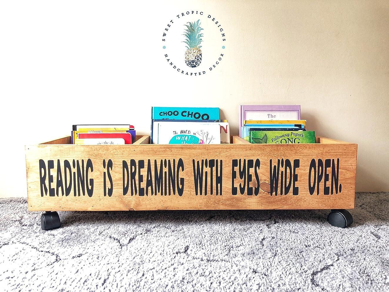 Children's Book & Toy Storage