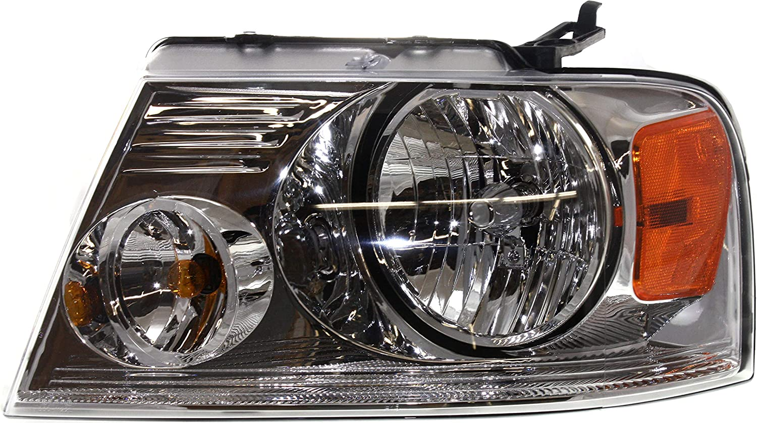 Memphis Mall Garage-Pro Headlight for FORD F-150 LH 04-08 Halogen Max 51% OFF Assembly w