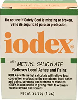 IODEX Methyl Salicylate Ointment, 1 Ounce