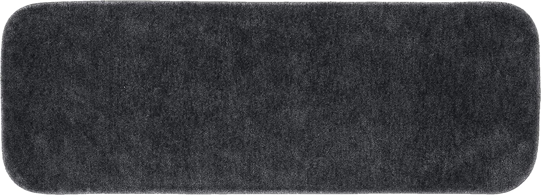 cheap Garland Rug Traditional Bath 22-Inch supreme Gray Dark by 60-Inch