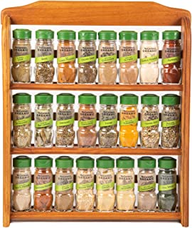 Amazon Com Spice Rack With Spices Included