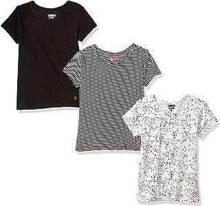 Girls' 3 Pack T-Shirt