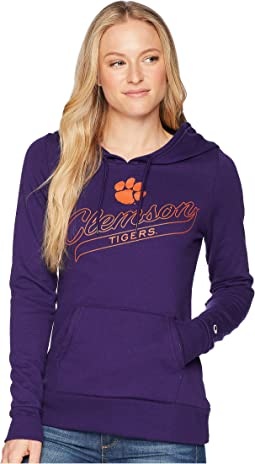 Clemson Tigers Eco University Fleece Hoodie