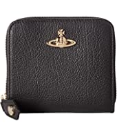 Vivienne Westwood - Medium Zip Wallet Balmoral