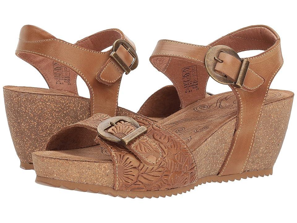 Taos Footwear Tallulah (Camel) Women