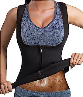 Chaleco de entrenamiento de cintura para mujer