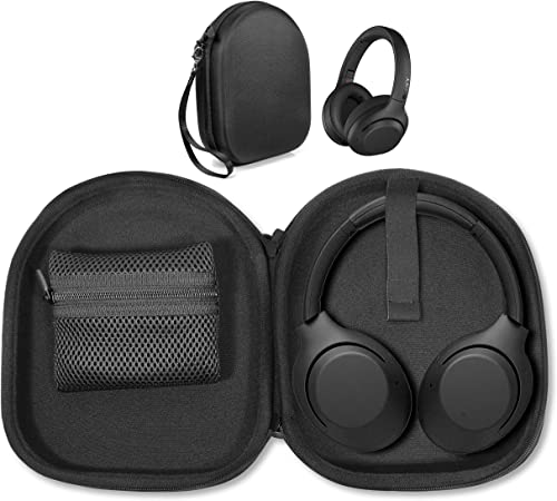 popular getgear discount Headphone Case for Sony WH-XB900N Wireless Noise Canceling Extra outlet online sale Bass Headphones, Removable Cable/Amplifier Pouch, Elastic Secure Strap, Removable Wrist Strap outlet sale