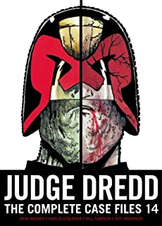 Judge Dredd: The Complete Case Files 14 (14)