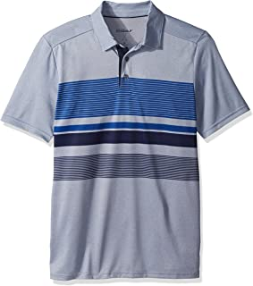 Skechers Golf Men's Slice Engineered Stripe Polo