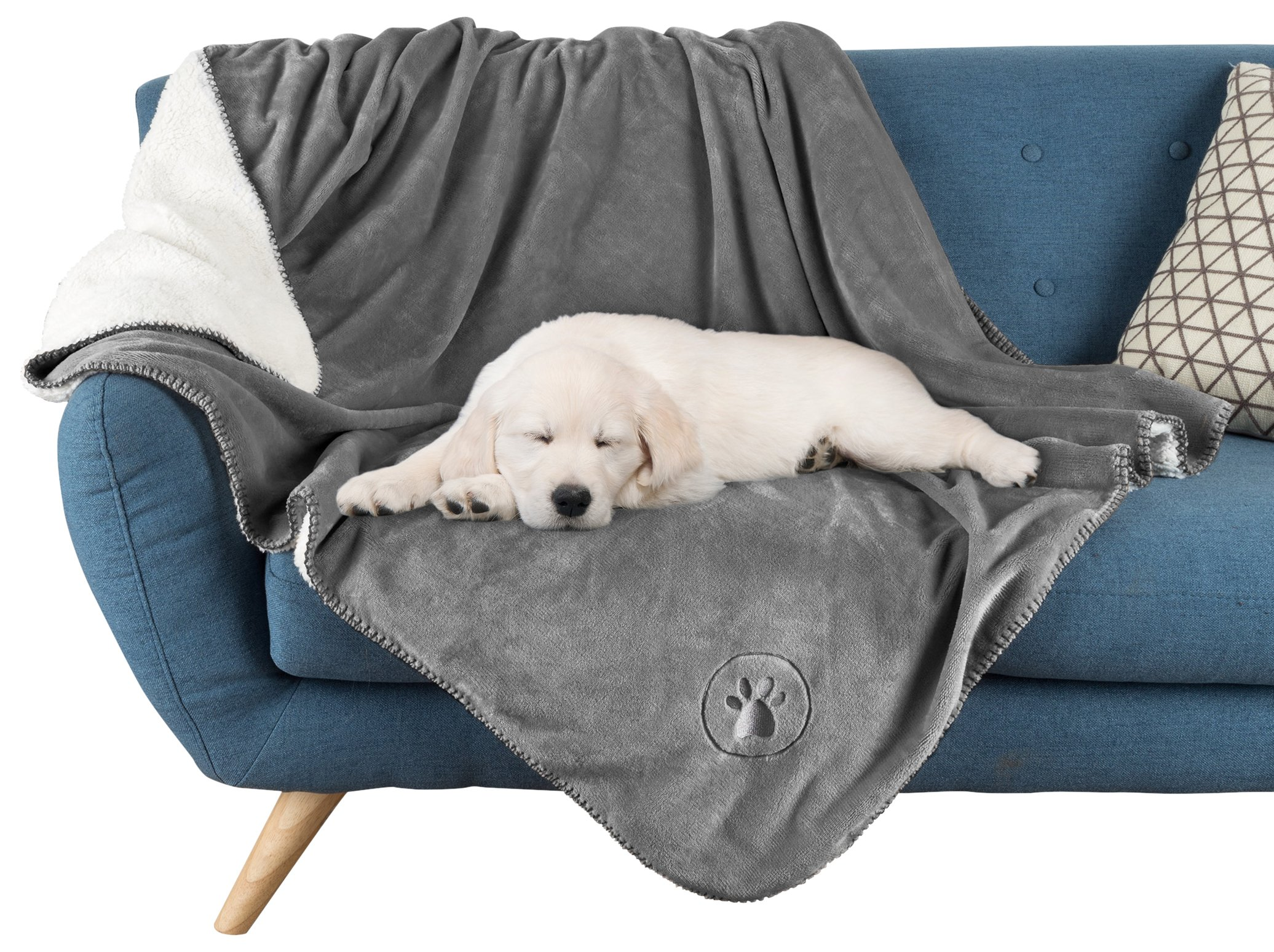 Waterproof Blanket 50 Protects Fur Machine Washable