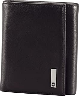 NEW Victorinox Altius 3.0 Athens, Leather-trimmed Bill Divider, in Black