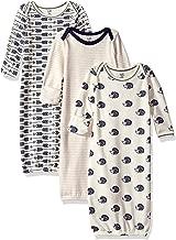 organic newborn gown