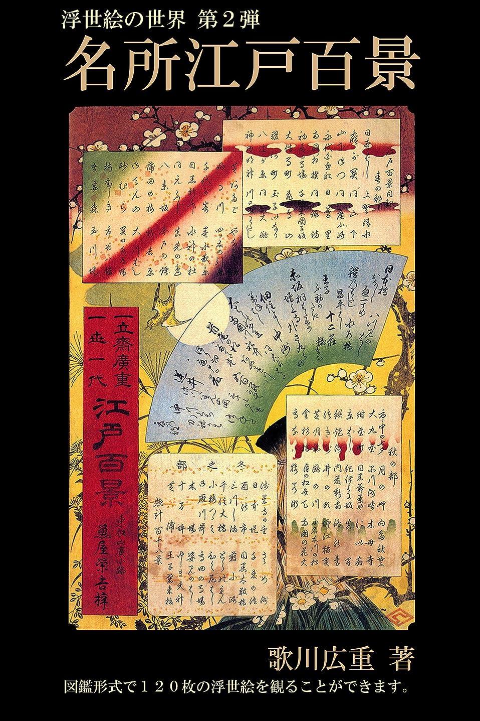 バンド組み合わせる歪める浮世絵の世界 第2弾 名所江戸百景