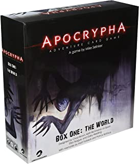 Horror Game Box Art