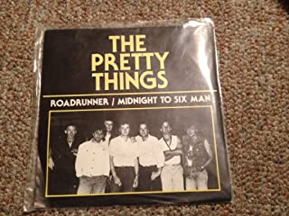 The Pretty Things Roadrunner / Midnight To Six Man Belgian PS 45