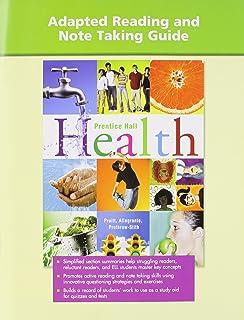 HIGH SCHOOL HEALTH ADAPTED READING WORKBOOK 2007C