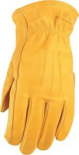 Wells Lamont Leather Work Gloves, Extra Large (1209XL)