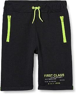Name It Nkmflorida Sweat Long Shorts Unb Pantaloncini Bambino