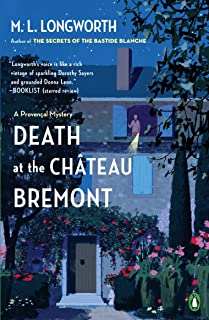 Death at the Chateau Bremont (Verlaque and Bonnet Provencal Mystery Book 1)