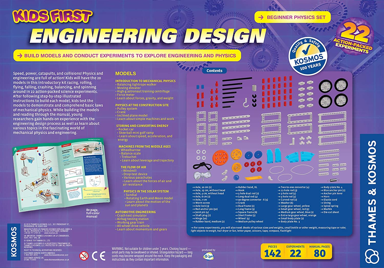 Thames & Kosmos Kids First Engineering Design