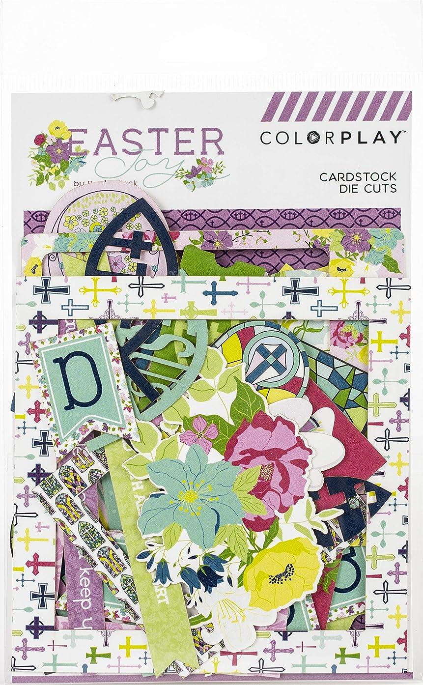 Photoplay Paper EJ9222 Easter Joy Ephemera Cardstock Die-Cuts