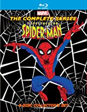 spiderman the animated series blu ray