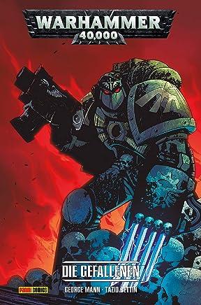 Warhammer 40,000, Band 3 - Die Gefallenen (German Edition)