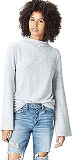 Amazon Brand - find. Women's Soft High Neck Long Sleeve Sweater