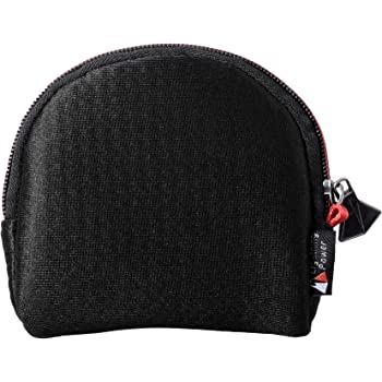 Camera Filters Case Bags for Round Filters Up to 82mm,Water-Resistant Lycra Design Lens Filter Pouch (Large)
