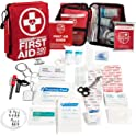 Swiss Safe 200 Piece First Aid & Survival Kit