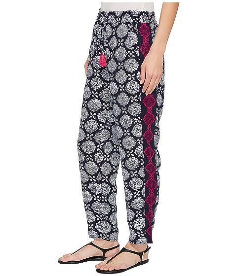 Pantalones Pauline Medallones Hatley Azul Marino rUrgqAW5
