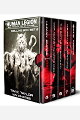 The Human Legion Deluxe Box Set 2 Kindle Edition