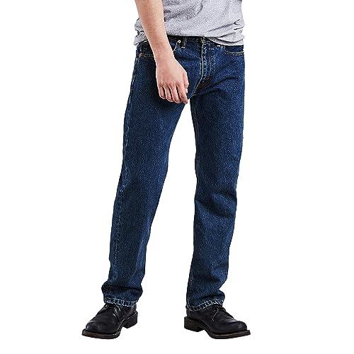 9a11f19663e7 Levi's Men's 505 Regular Fit Jean
