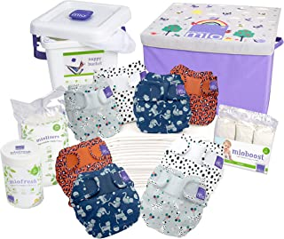 Bambino Mio Bambino Mio, mioduo Premium Birth to Potty Pack, pet Party