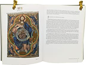THE BIBLE OF SAINT LOUIS   Luxury Art History Book: Cloth Bound, Hardcover, Dust-jacket   494 pages   10x13.3 in   Medieval Illuminated Manuscripts   Surpassing the Luther and Gutenberg Bibles