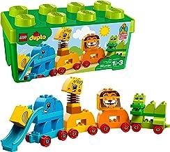 LEGO DUPLO My First Animal Brick Box 10863 Building Blocks (34 Pieces)
