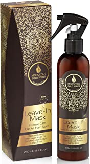 Moroccan Gold Series Argan Leave-In Mask 250ml/8.4oz