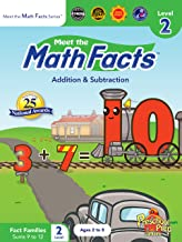 Meet the Math Facts - Addition & Subtraction Level 2