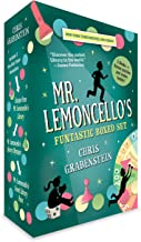 Mr. Lemoncello's Funtastic Boxed Set: Books 1-3 (Mr. Lemoncello's Library)